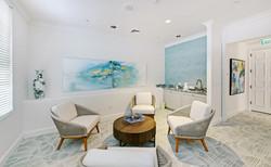 Women's Spa Lounge Area