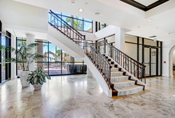 Clubhouse Staircase