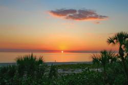 Sunset on Longboat Key