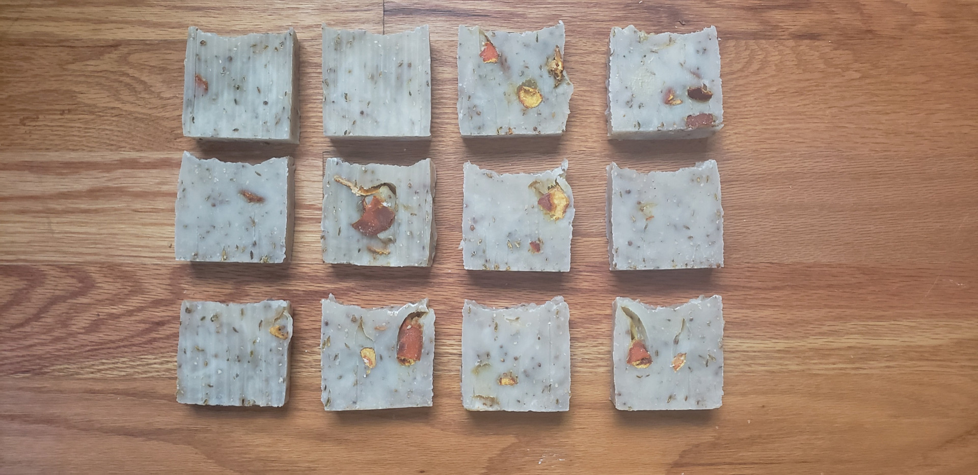 SOAP BATCH 6 - GRAIN
