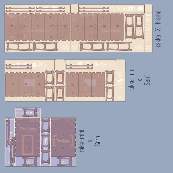 Boxes + Parts