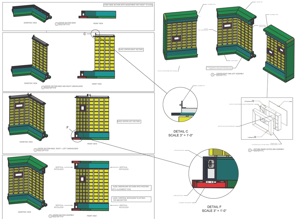 ASSEMBLY DIAGRAM 1