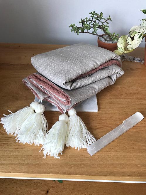 Handmade Blankets - neutrals