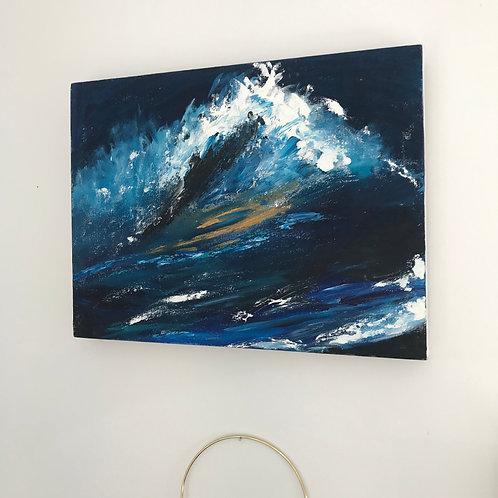 """Rough Seas"""