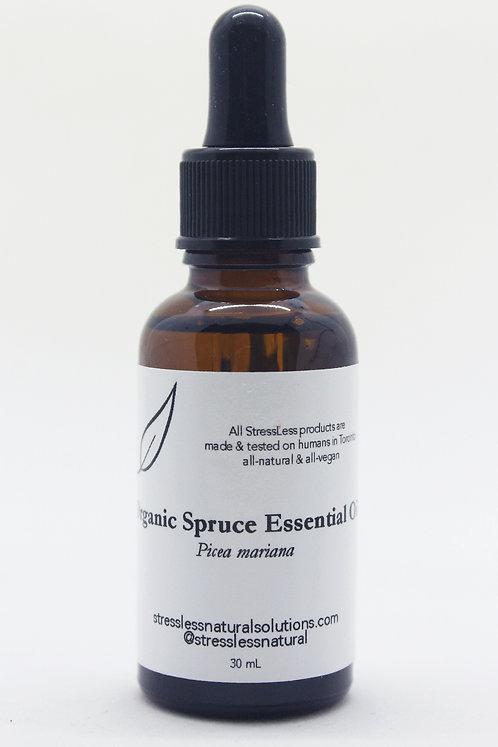 Organic Black Spruce Essential Oil