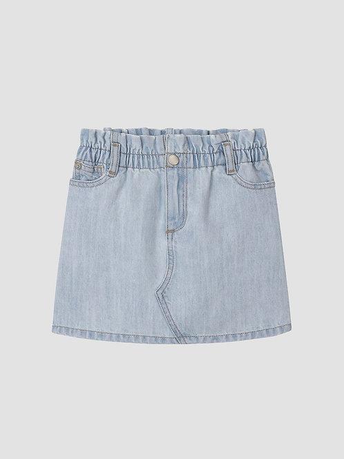DL1961 - Jenny Paper Bag Mini Skirt