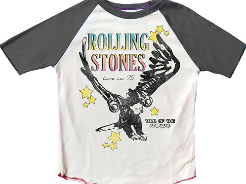 Rowdy Sprout - Rolling Stone Short Sleeve Raglan