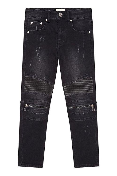 It's In My Jeans - Black Ricardo Rocker Jeans