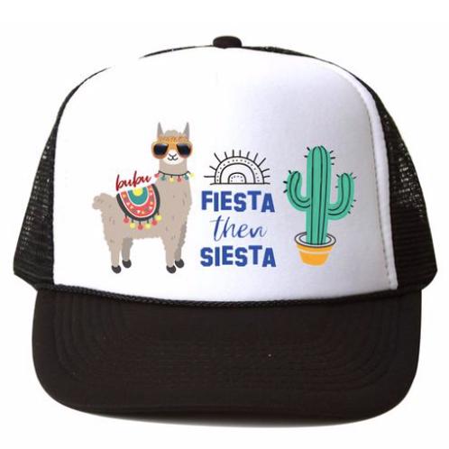 Bubu - Fiesta Then Siesta Trucker Hat
