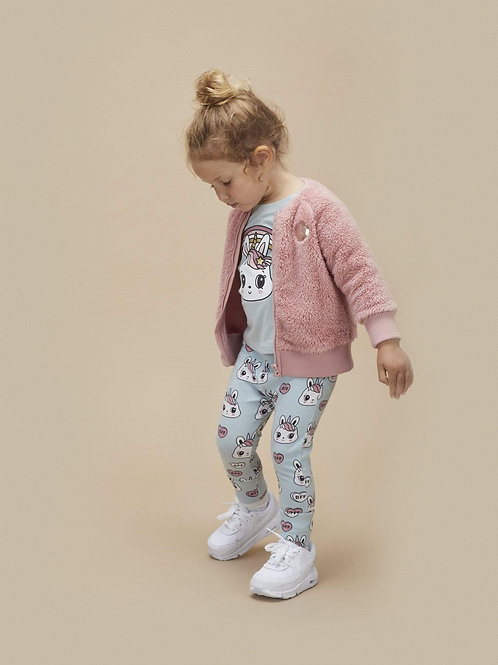 Huxbaby - Bunny Love Tee and Legging Set