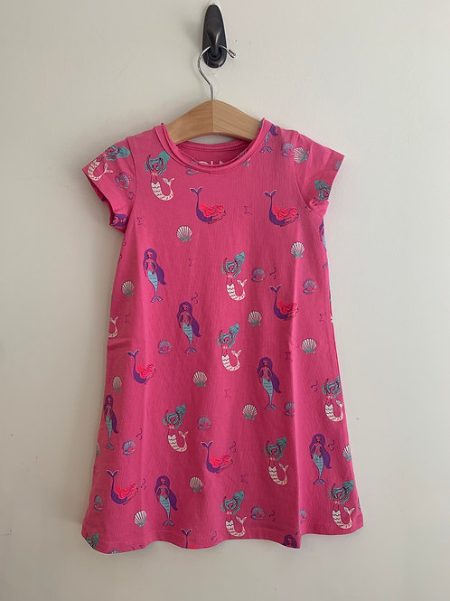 Chaser - Pink Mermaid T-Shirt Dress