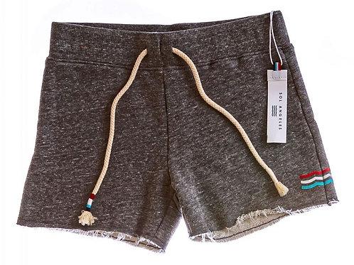 Sol Angeles - Heather Grey Shorts