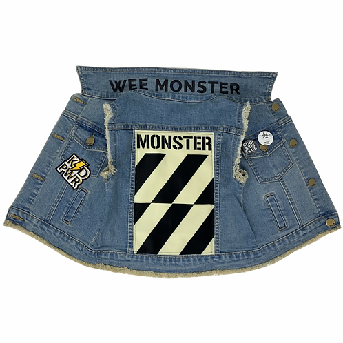 Wee Monster - MONSTER Denim Vest