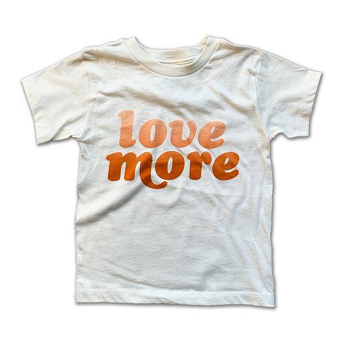 Rivet Apparel - Love More Tee