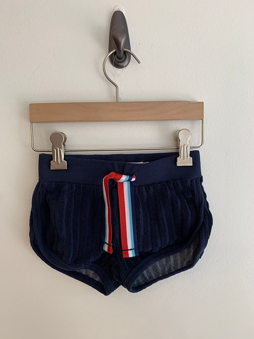 Sol Angeles - Navy Terry Shorts