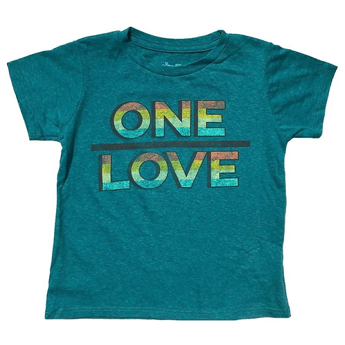 Rowdy Sprout - One Love Tee