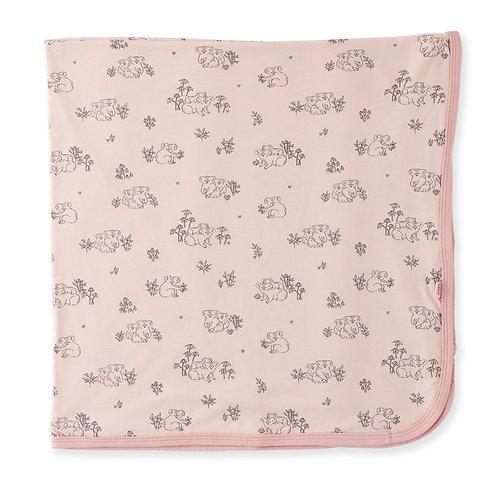 Magnetic Me - Pink/Blue Koala Swaddle Blankets