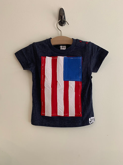 J La La - USA Flag T-Shirt