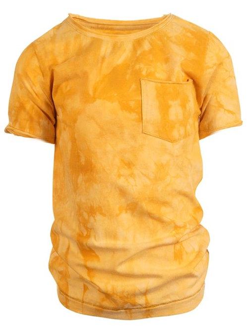 Appaman - Yellow Tie Dye Tee