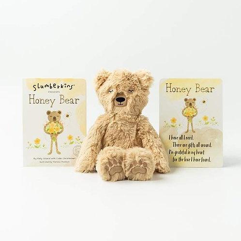 Slumberkins - Honey Bear Kin