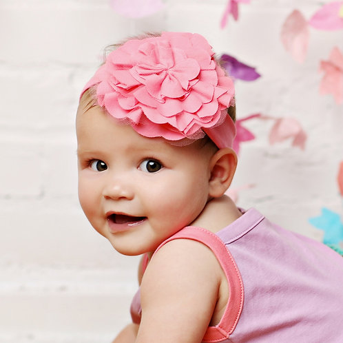 Lemon Loves Layette - Lily Pad Headband