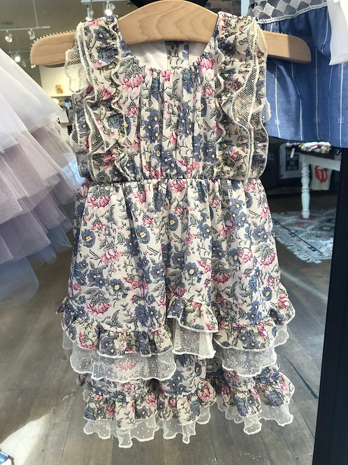 Isobella and Chloe - Floral Dress