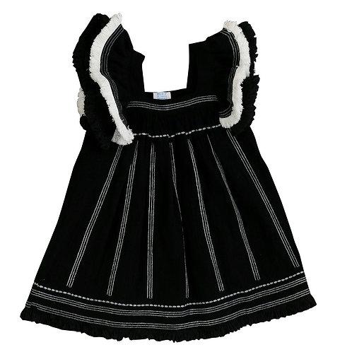 Mer St. Barth - Boho Fringe Dress