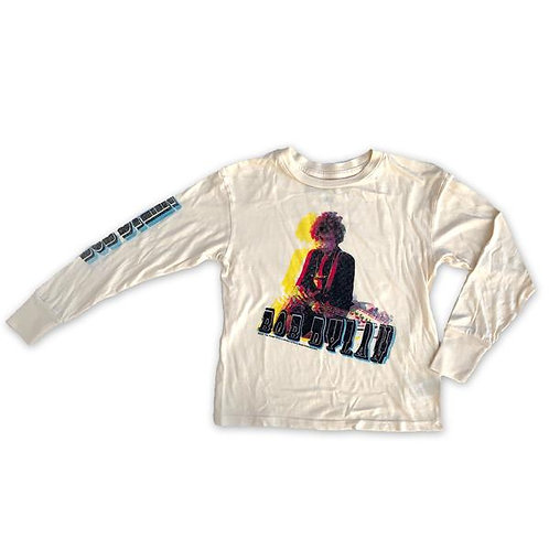 Rowdy Sprout - Bob Dylan Long Sleeve Tee