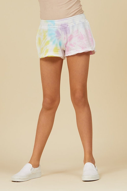 Vintage Havana - Sunshine Swirl Shorts