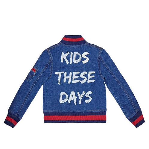 It's In My Jeans - Kids These Days Jean Jacket