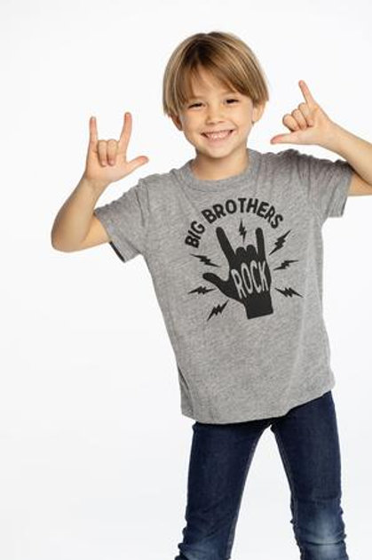 Chaser - Big Brothers Rock Tee