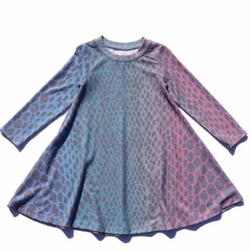 Sol Angeles - Rainbow Python Dress