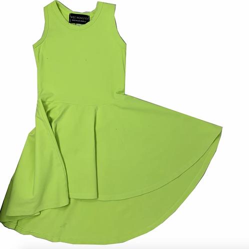 Wee Monster - Limelight Hi-Low Dress