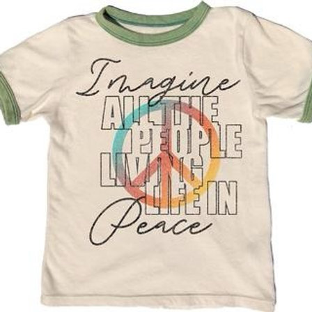 Rowdy Sprout - Imagine Distressed Tee