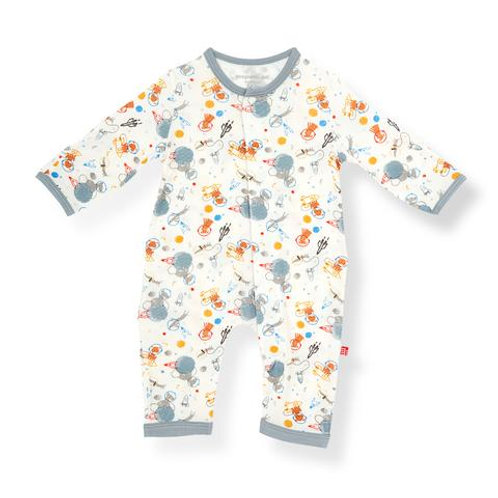 Magnetic Me - Astro Pups Modal Coverall