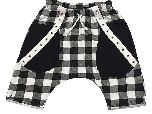 Jagged Culture - Checker Shorts