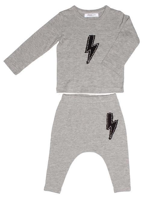 Joah Love - 2pc Lightning Bolt Set