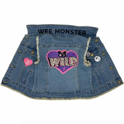 Wee Monster - Wild Denim Vest