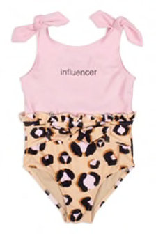 Shade Critters - Influencer Leopard One Piece
