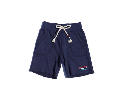 Sol Angeles - Indigo Flag Wave Shorts