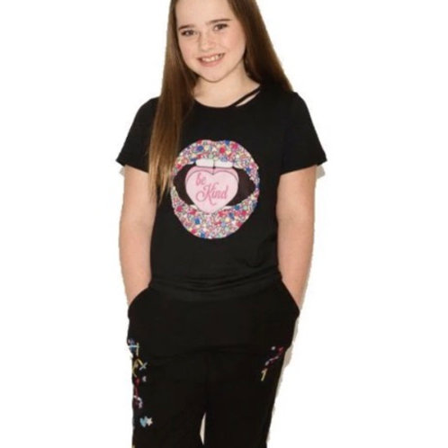 Becandylicious - Be Kind Candy Lips Tee