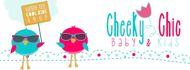 Cheeky Chic carries Infant & Children's apparel up to size 6X
