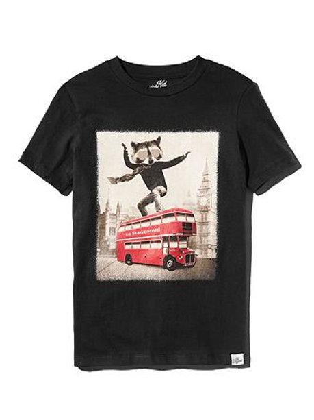 Kid Dangerous - Double Decker Surfer T-Shirt