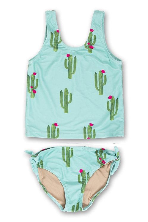 Shadecritters - 2Pc Cactus Swimsuit