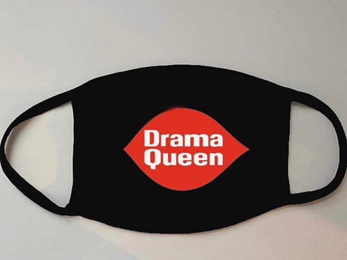 Drama Queen Face Mask