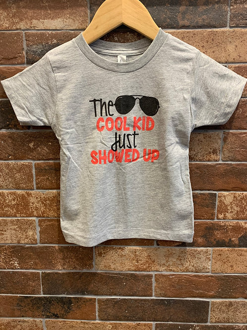 Midwest - The Cool Kid Just Showed Up Tee
