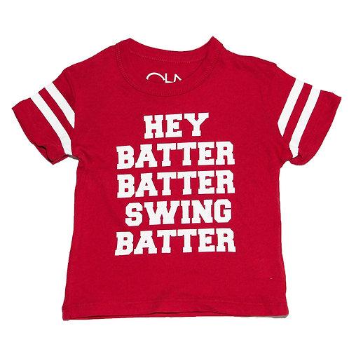 Chaser - Hey Batter Batter Shirt
