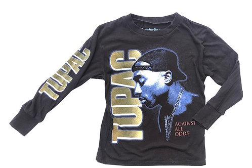 Rowdy Sprout - Tupac L/S Tee