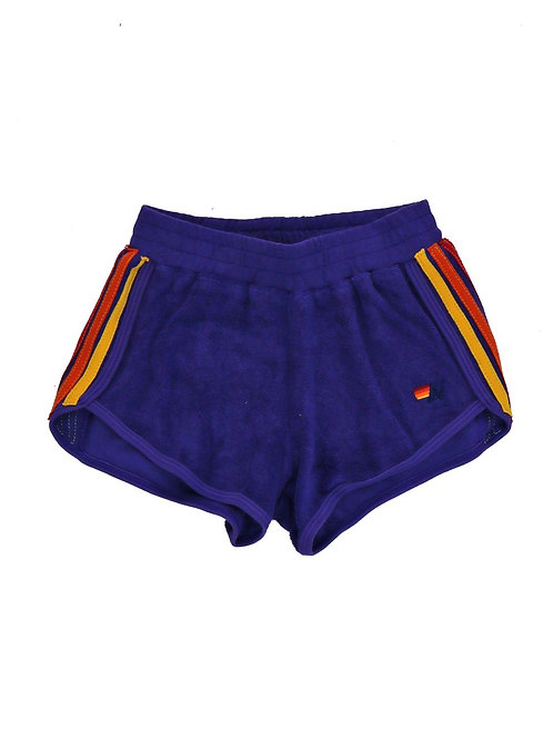 Aviator Nation - Purple Terry Shorts