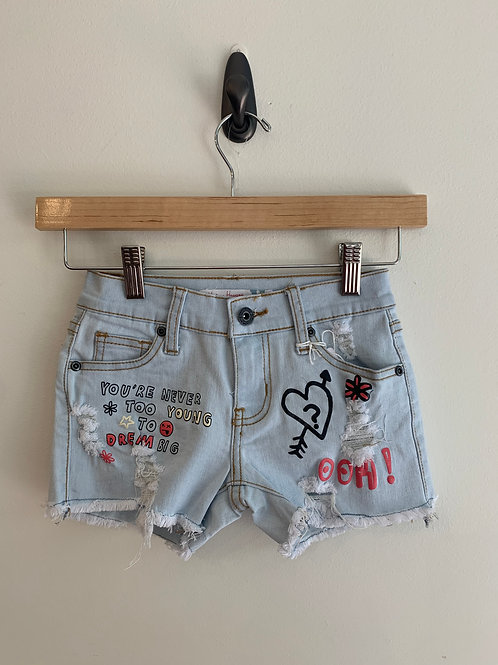 Vintage Havana - You're Never Too Young To Dream Big Shorts